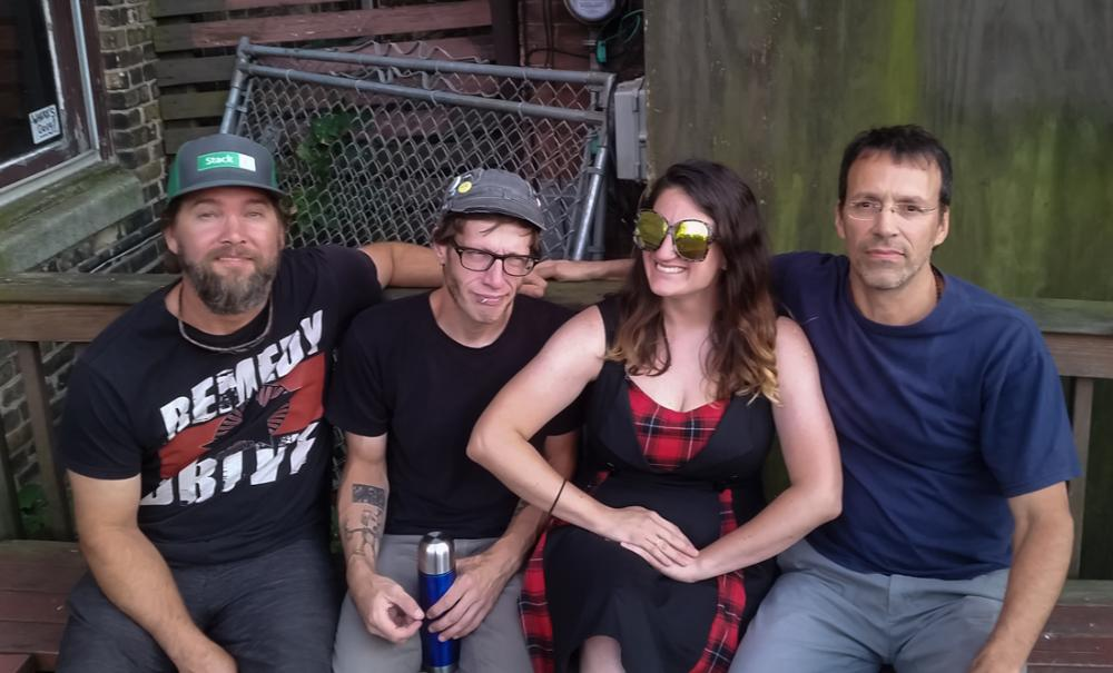 Jess the Ska Kid, MKE Punk Fest, The Royal Blue, Quarters Rock n Roll Palace
