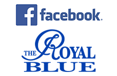 The Royal Blue on Facebook