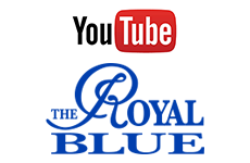 The Royal Blue on Youtube